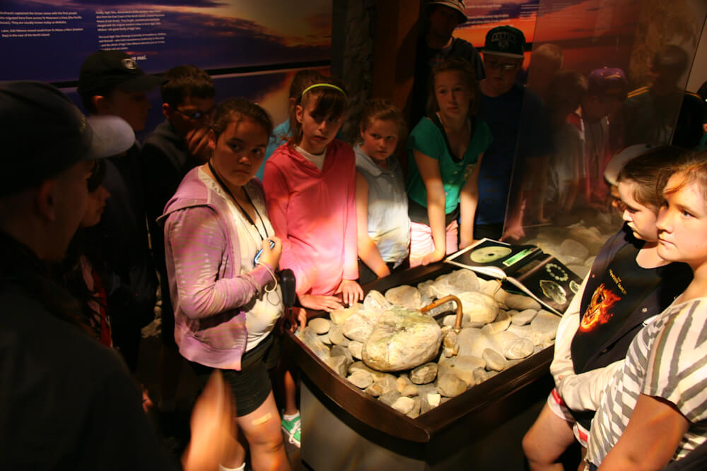 Geraldine High explore the story of Pounamu